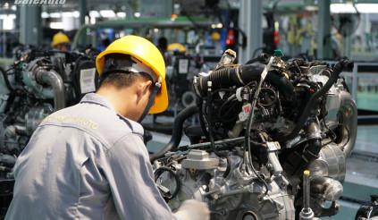 Nhà máy sản xuất xe du lịch cao cấp của Thaco đi vào hoạt động, công suất 20.000 xe/năm