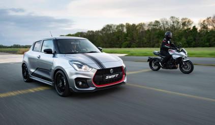 Khám phá Suzuki Swift Sport Katana – Xe của những người 'Hà Lan Bay'