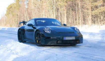 Porsche 911 GT3 thế hệ tiếp theo sẽ nhẹ hơn và mạnh mẽ hơn