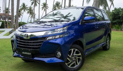 Toyota Avanza 2019 chính thức ra mắt: thiết kế rất mới nhưng cũng rất 'dị'