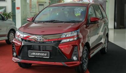 Phả hơi nóng lên Xpander, Toyota Avanza mới được trang bị công nghệ cảnh báo điểm mù