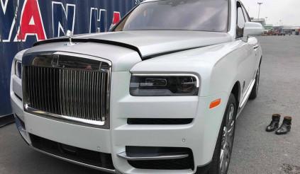 Rolls-Royce Cullinan giá hơn 40 tỷ đồng chính thức về Việt Nam