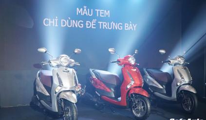 Yamaha Latte giá dự kiến 38 triệu đồng trình làng, đối đầu Honda Lead