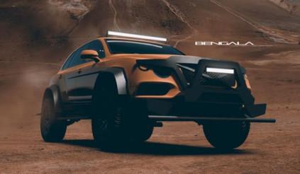 Chiêm ngưỡng SUV Bentley Bentayga độ carbon siêu khủng của Tây Ban Nha