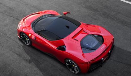 Ferrari SF90 Stradale - Ngựa chồm khỏe nhất trong lịch sử