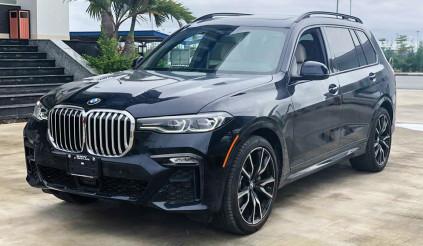 SUV 'mũi to' – BMW X7 2019 giá dự kiến 7 tỷ chính thức về Việt Nam