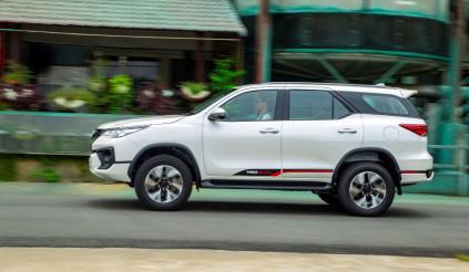 Nghịch lý Toyota Fortuner 2019 lắp ráp giá tăng so với nhập khẩu