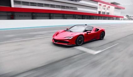 Những điều mà chiếc Ferrari SF90 Stradale khiến bạn bất ngờ