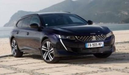 """Peugeot 508 """"trình làng""""  mẫu hatchback Sport Wagon"""