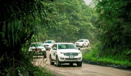Ford Everest thiết lập doanh số kỷ lục mới kể từ khi ra mắt tại Việt Nam