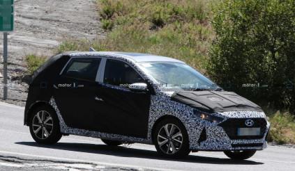Hyundai i10 2020 thế hệ mới hé lộ với nhiều thay đổi