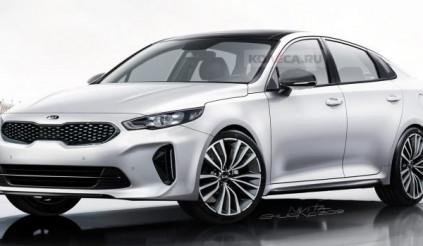 """Kia Optima thế hệ mới với nhiều thay đổi – đối thủ """"nặng ký"""" của Toyota Camry"""
