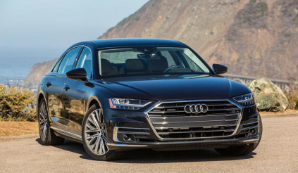 """""""Audi Maybach"""" chuẩn bị trình làng mẫu xe mới sang trọng"""