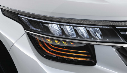 Kia Seltos - SUV siêu ngầu vừa ra mắt