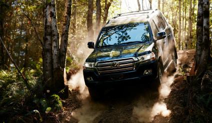 Toyota Land Cruiser sẽ bỏ máy V8