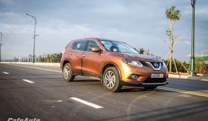 Mua xe Nissan nhận ưu đãi quà tặng và tiền mặt vào tháng 7/2019