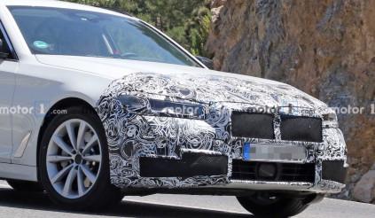 BMW 5 Series thế hệ tiếp theo sẽ là bản hybrid
