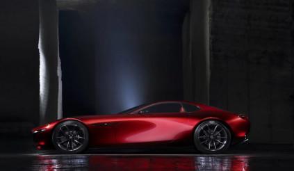 """Mazda theo đuổi """"giấc mơ siêu xe"""" động cơ Skyactiv-R với bản vẽ mới"""