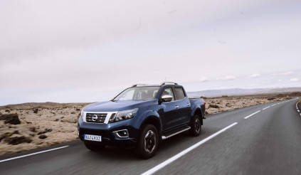 """Nissan Navara """"off-roader"""" vừa tung ra bản nâng cấp tại châu Âu"""