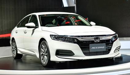 Honda Accord thế hệ mới ra mắt thị trường Indonesia giá từ 1,1 tỷ đồng