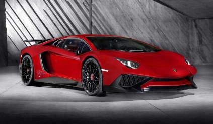 Nghịch lý: Thành công về mặt doanh số là vấn đề với Lamborghini