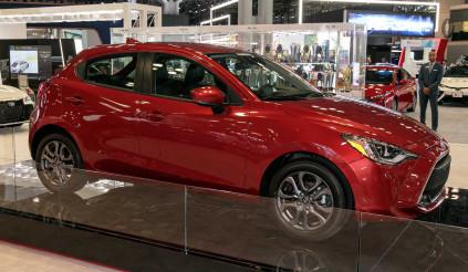 Lộ giá bán Toyota Yaris 2020