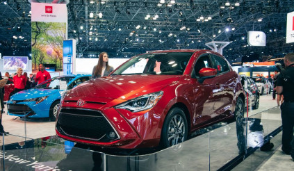 Toyota Yaris Hatchback 2020 vừa ra mắt với giá bán 435 triệu