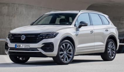 Volkswagen giới thiệu phiên bản đặc biệt Touareg One Million