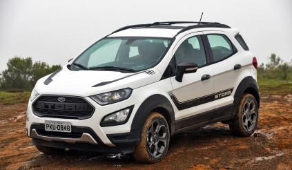 Ford EcoSport và Kia Optima lọt top 10 hàng ế
