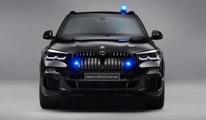 Gói nâng cấp mình đồng da sắt dành cho BMW X5
