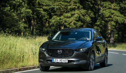 Mazda CX-30 chính thức mở bán