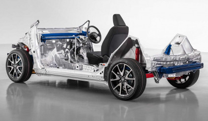 Toyota Yaris thế hệ tiếp theo có thể sử dụng nền tảng TGNA mới