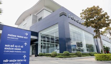 Tìm hiểu hệ thống showroom Peugeot chuẩn 3S toàn cầu tại Việt Nam