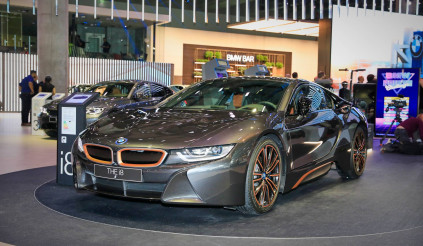 BMW i8 Ultimate Sophisto bản giới hạn 200 chiếc