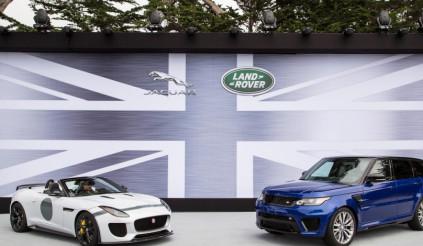 Chuyên gia khuyên BMW mau lại Jaguar Land Rover từ Tata