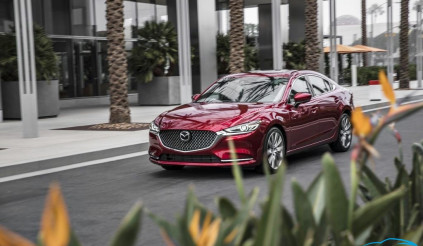 Mazda 6 2019 giá từ 964 triệu đồng cùng trang bị tốt hơn ra mắt tại Malaysia