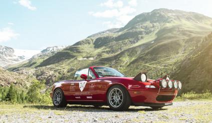 Một kỷ lục đặc biệt vừa được Mazda thiết lập