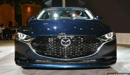 Mazda 3 2020 bổ sung nhiều tiện ích an toàn hơn cho khách hàng