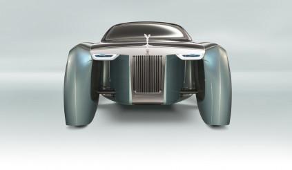 Và bây giờ, tới lượt Rolls-Royce chạy điện, chuẩn bị để choáng
