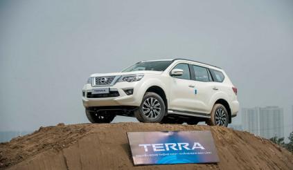 Bảng giá xe Nissan tháng 10/2019: Terra giảm 40 triệu đồng
