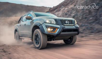"""""""Sợ"""" Colorado và Raptor chiếm lĩnh, Nissan Navara trình diện phiên bản N-trek mới"""