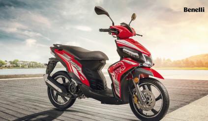 Thêm xe tay ga 30 triệu ra mắt tại Việt Nam, đối thủ của Honda Vision