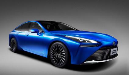 Toyota sẽ ra mắt xe điện không phát khí thải tại Triển lãm ô tô Tokyo 2019
