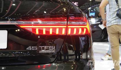 Audi A6 thế hệ mới xuất hiện tại VMS 2019