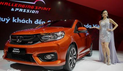 Điều gì ở Honda Brio RS khiến cho VinFast Fadil phải kiêng dè