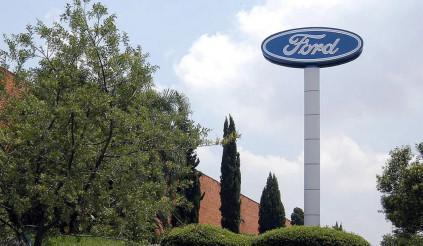 Ford có động thái khó hiểu khi đăng ký bảo hộ với nhãn hiệu của… GM