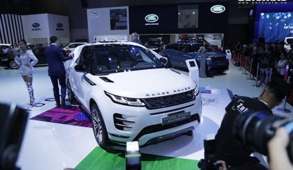 Land Rover Range Rover Evoque 2020 \'điển trai\' cỡ nào ở VMS 2019?