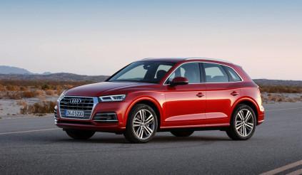 Triệu hồi gần 600 xe Audi Q5 để gia cố ốp chắn bùn bánh xe