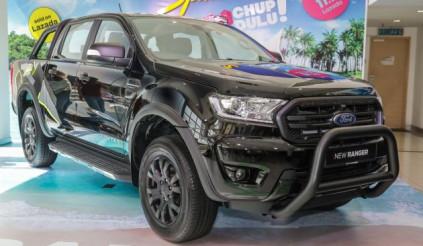 Ford Ranger Limited Splash chỉ 19 chiếc ra mắt tại Malaysia giá từ 760 triệu