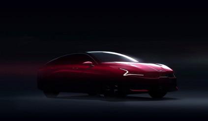 Kia Optima 2021 lộ ảnh nóng trước thềm buổi ra mắt chính thức